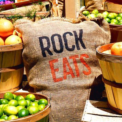 The Rockefeller Center Rock Eats Food Fest kicks off tomorrow on the Rockefeller Plaza!