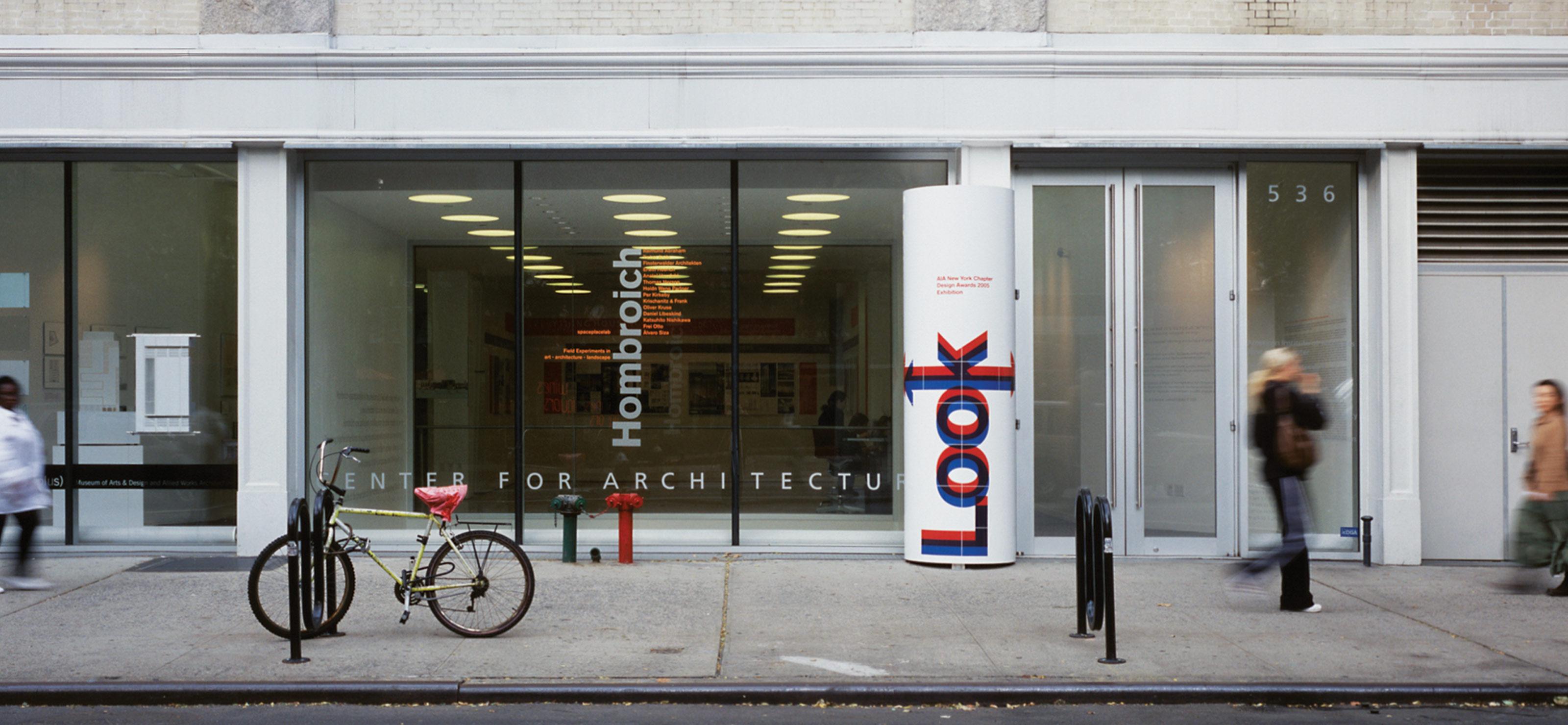 AIA NY 2005 Exhibit