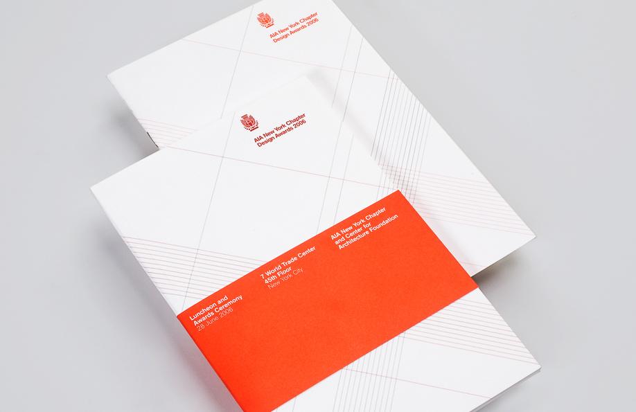 AIA NY 2006 Booklets