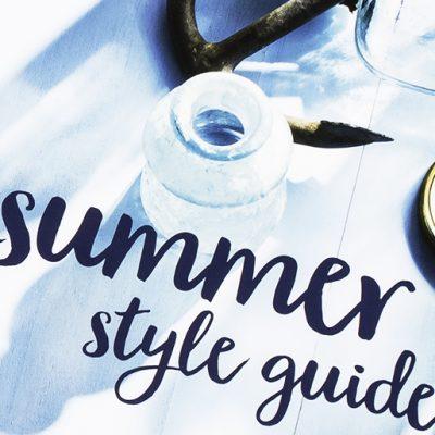 Rockefeller Center: Summer Style Guides