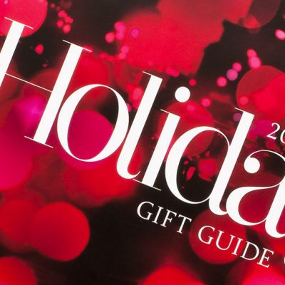 Rockefeller Center: Holiday Shopping Guides