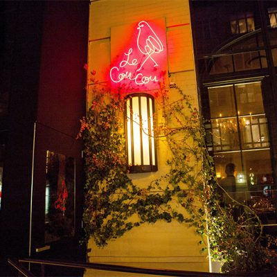 Le CouCou at 11 Howard is the best restaurant of 2016.