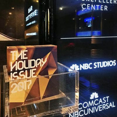 Rockefeller Center Holiday Gift Guide