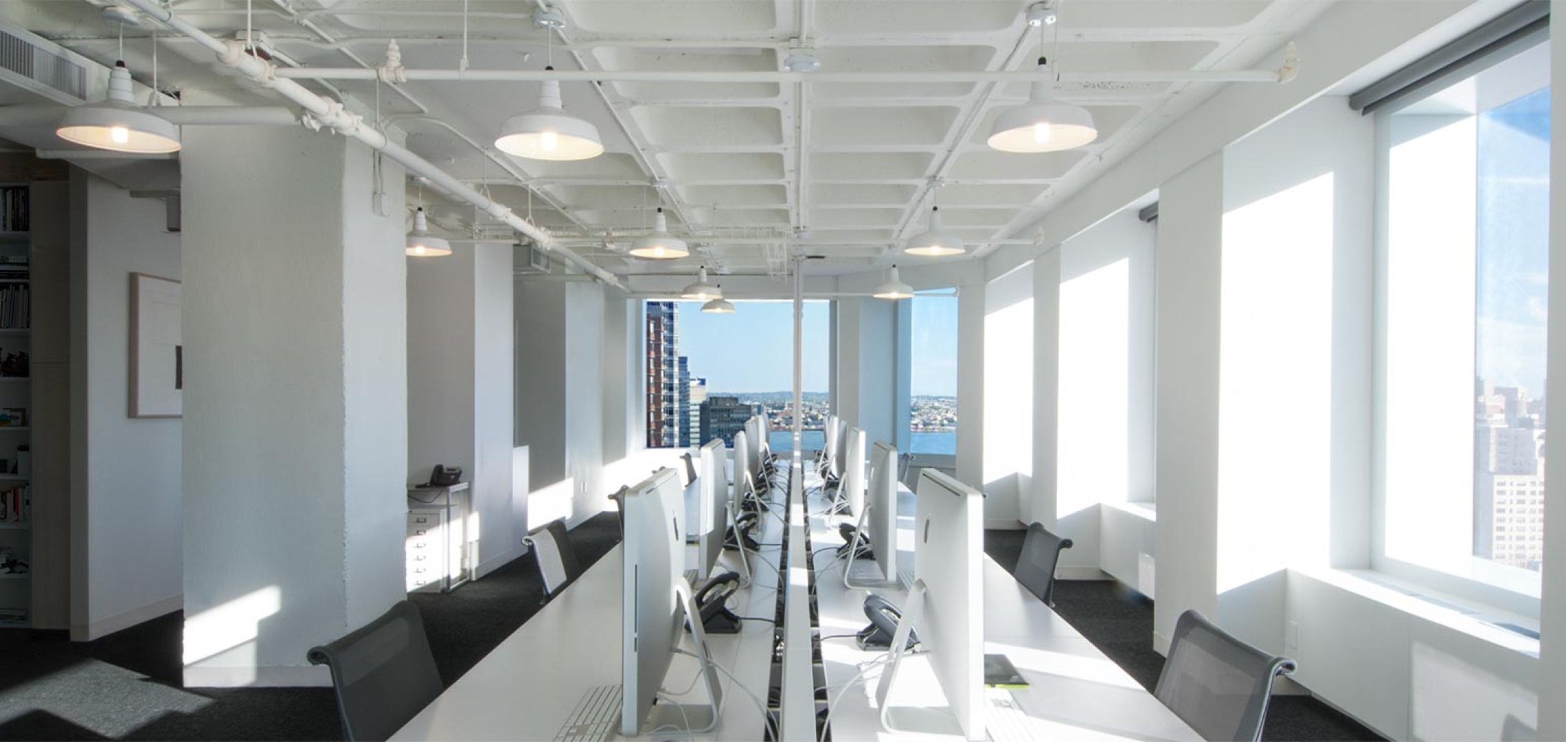 GHD Partners' office.